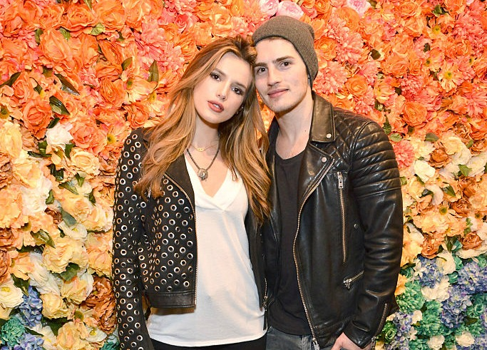 Today in sad breakup news: Bella Thorne and Gregg Sulkin are no longer an item