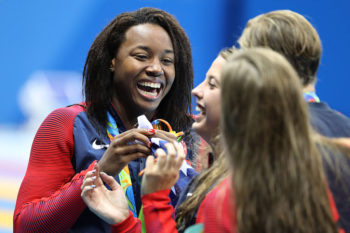 How Simone Manuel's Olympic victory is MORE important than just winning gold