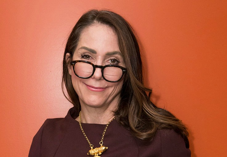 Author Mary Karr's response to her assaulter is so incredibly empowering