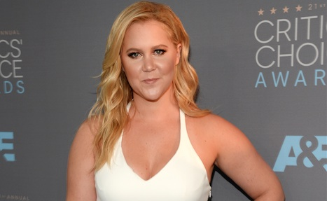 Amy Schumer's new book comes out today! Schumer fans rejoice!