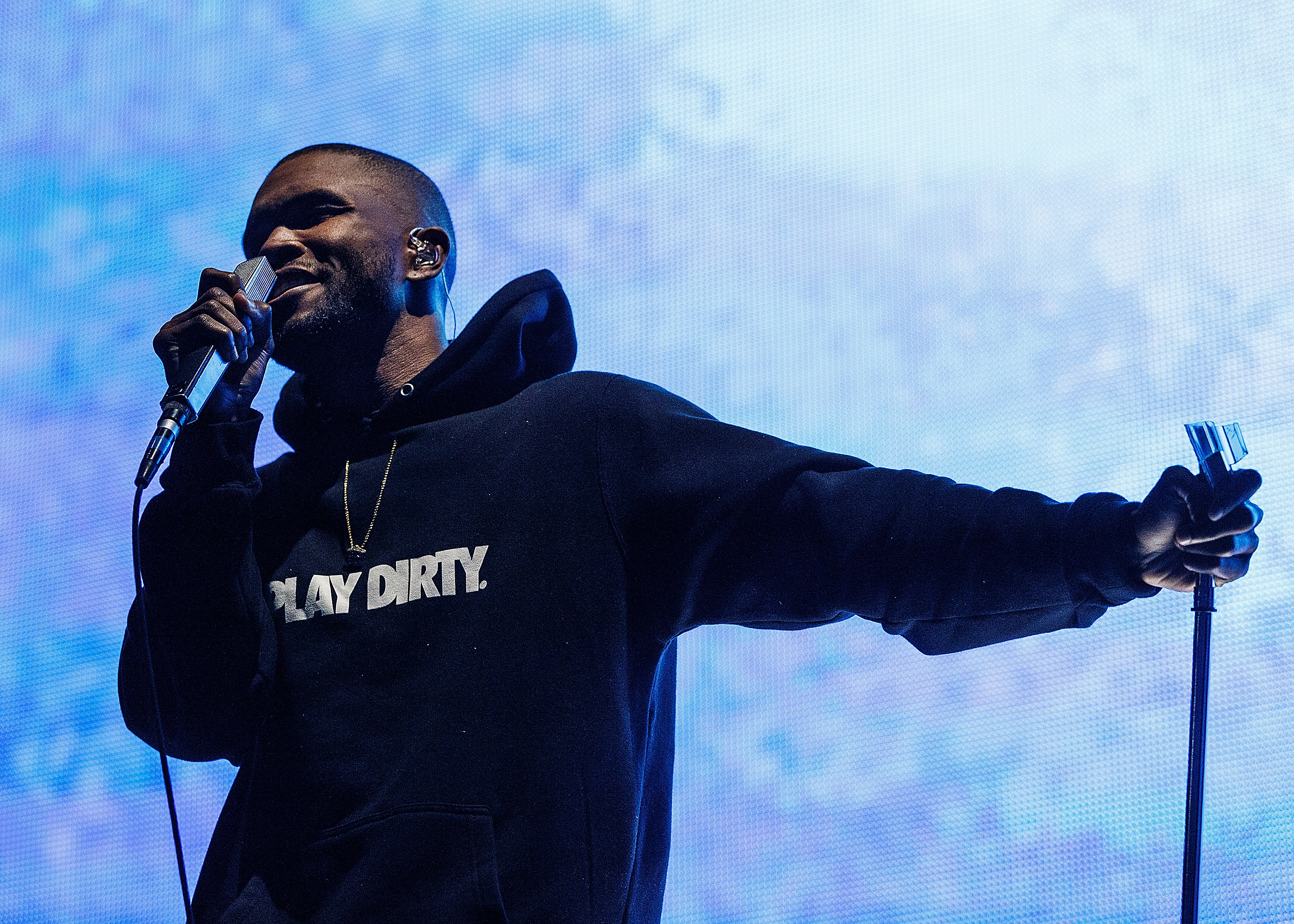 This is why Frank Ocean's new album is STILL delayed (sob)