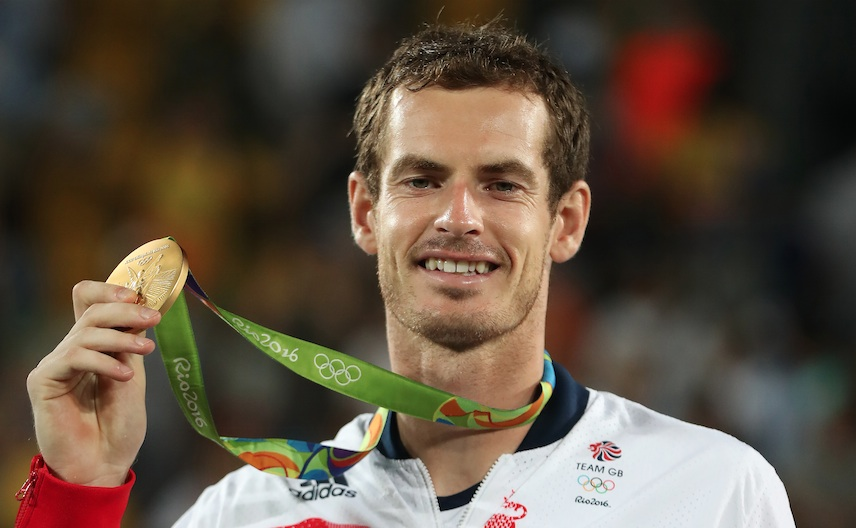 The way Olympic tennis player Andy Murray handled this sexist question is perfection