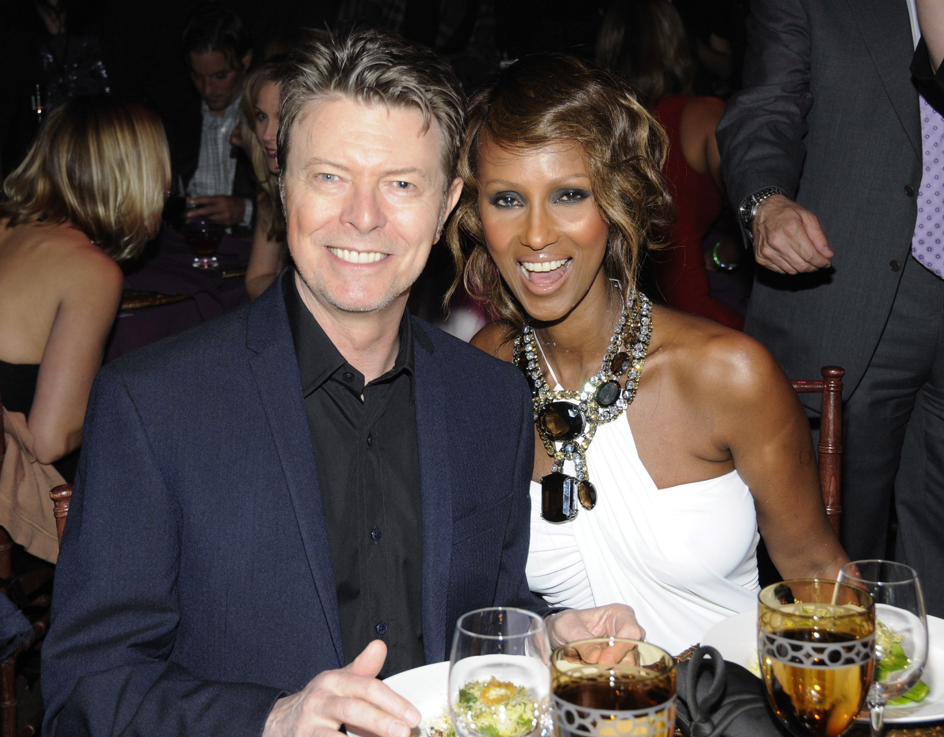 David Bowie and Iman's daughter is looking gorgeous and grown-up in new pic her mom shared