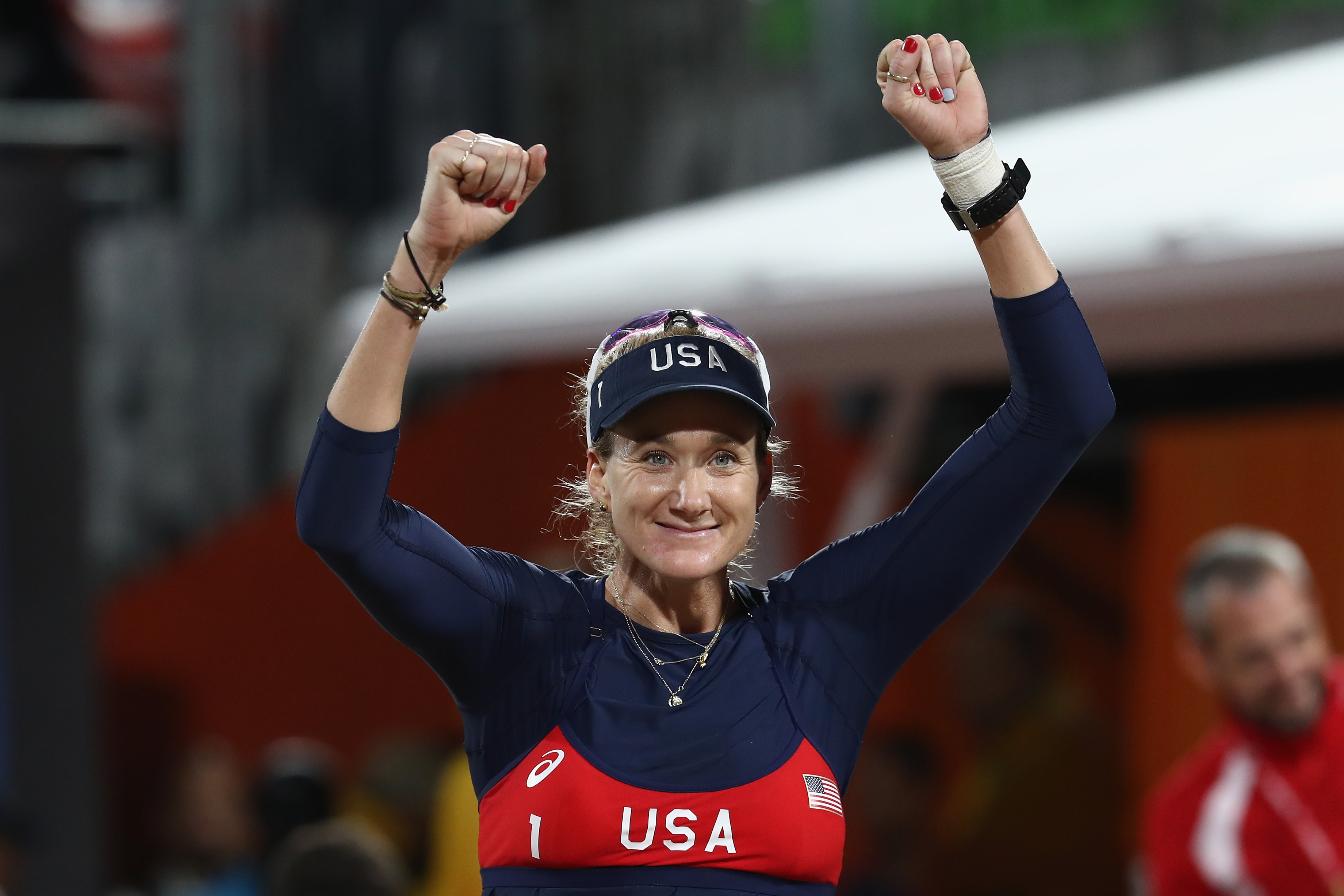 This is why Olympic volleyballer Kerri Walsh Jennings is a #BOSS