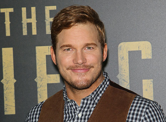 Chris Pratt gets real about some modeling shots, and it just makes us heart him more