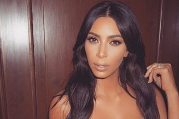 Kim Kardashian is channelling Rapunzel with her new look