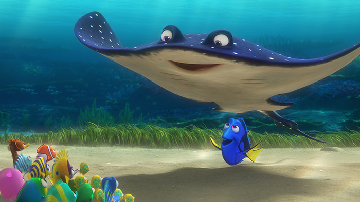 "It's official, ""Finding Dory"" is the most popular movie this year (so far)"
