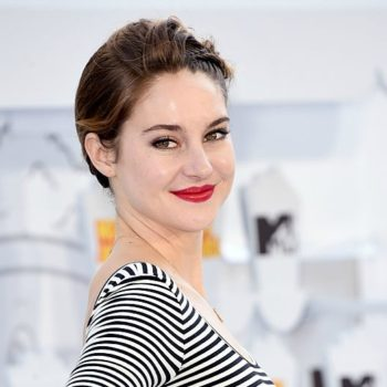 Shailene Woodley made *such* a good point about Thanksgiving in the midst of #NoDAPL, and we couldn't love her more