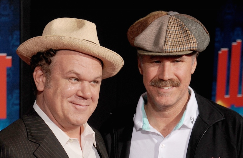 Will Ferrell and John C. Reilly are starring in a new Sherlock Holmes movie, and we're already dying