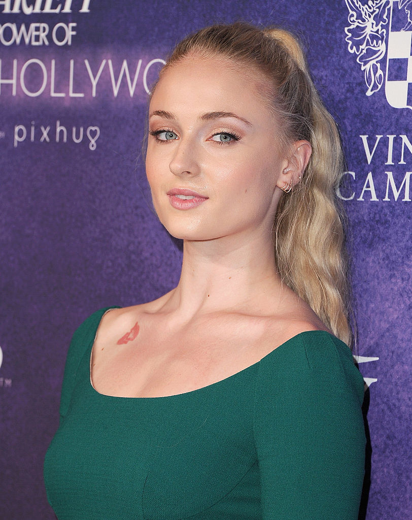 Sophie Turner Officially Debuted Her Gorgeous New Blonde