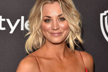 """Big Bang Theory"" star Kaley Cuoco's new hairstyle makes her look as pretty as a penny"