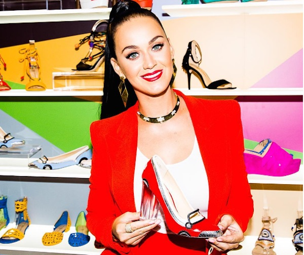 Katy Perry's upcoming shoe line is even CUTER than we imagined