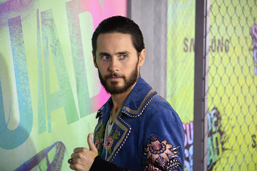 Jared Leto compares Taylor Swift to his mom, and it's actually super sweet