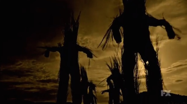 "The newest ""American Horror Story"" trailer features terrifying scarecrows, so have fun sleeping tonight"