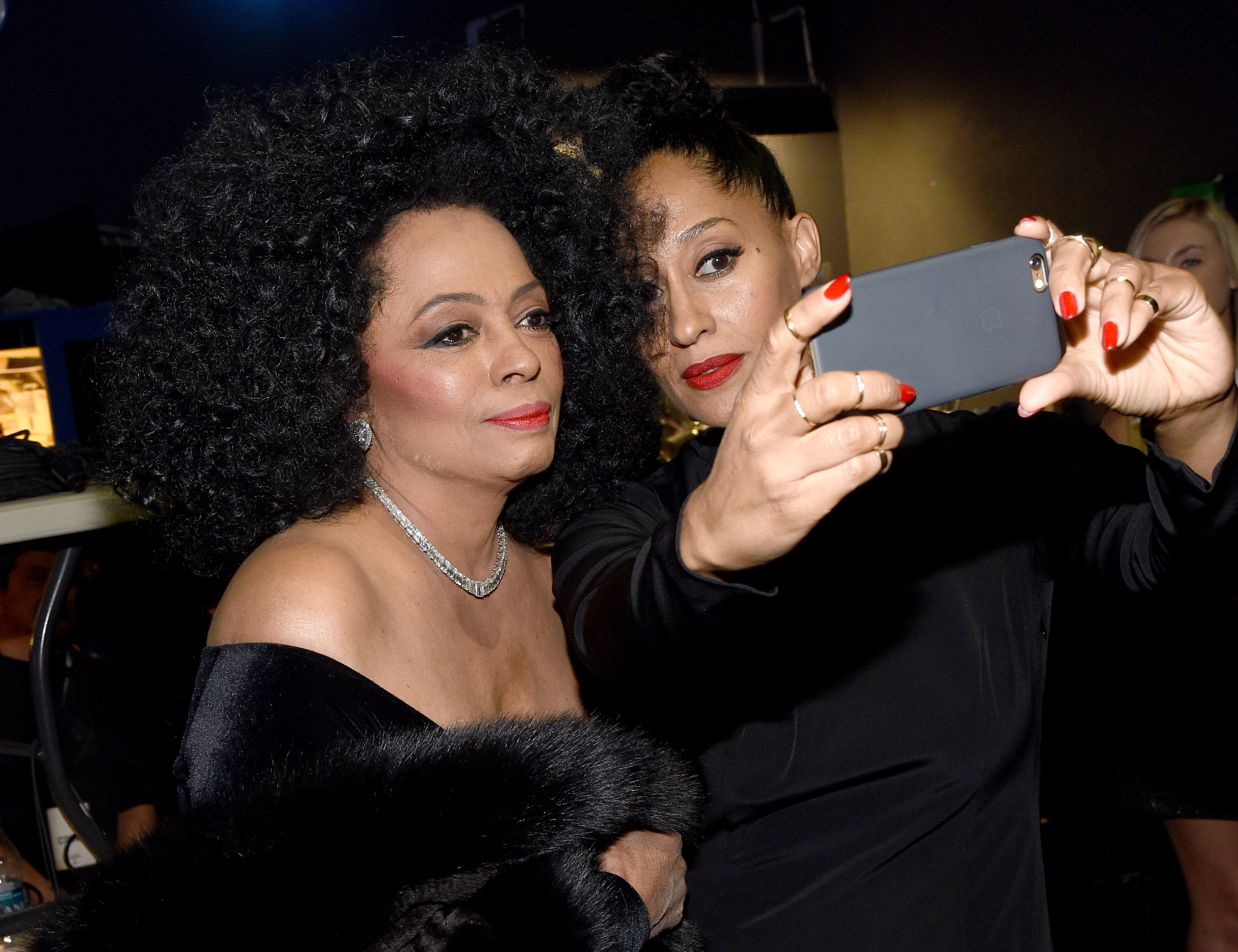 Diana Ross celebrated daughter Tracee Ellis Ross' Emmy nod in the sweetest way