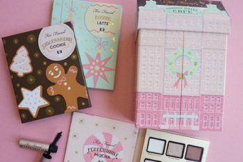 Too Faced teases their holiday-scented makeup palettes and they look DELISH