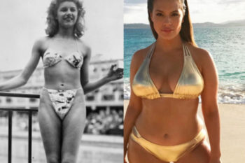 How the bikini has changed over the last 70 years