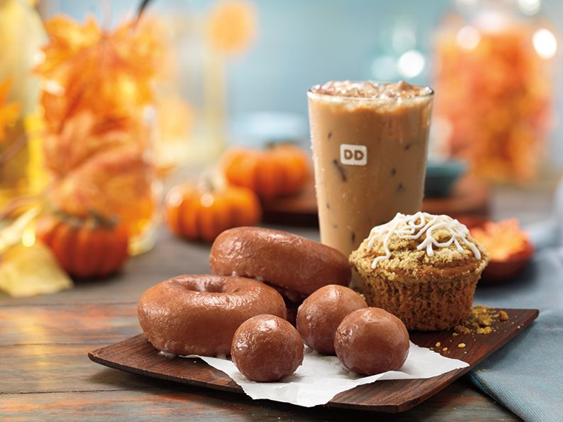 Dunkin' Donuts is rolling out Salted Caramel coffee, and can it be fall already?