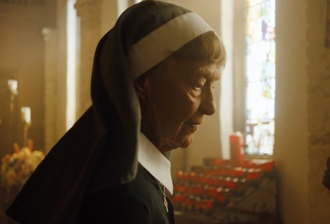 Nike debuts inspirational ad featuring an 86-year-old triathlon athlete...who is also a NUN!