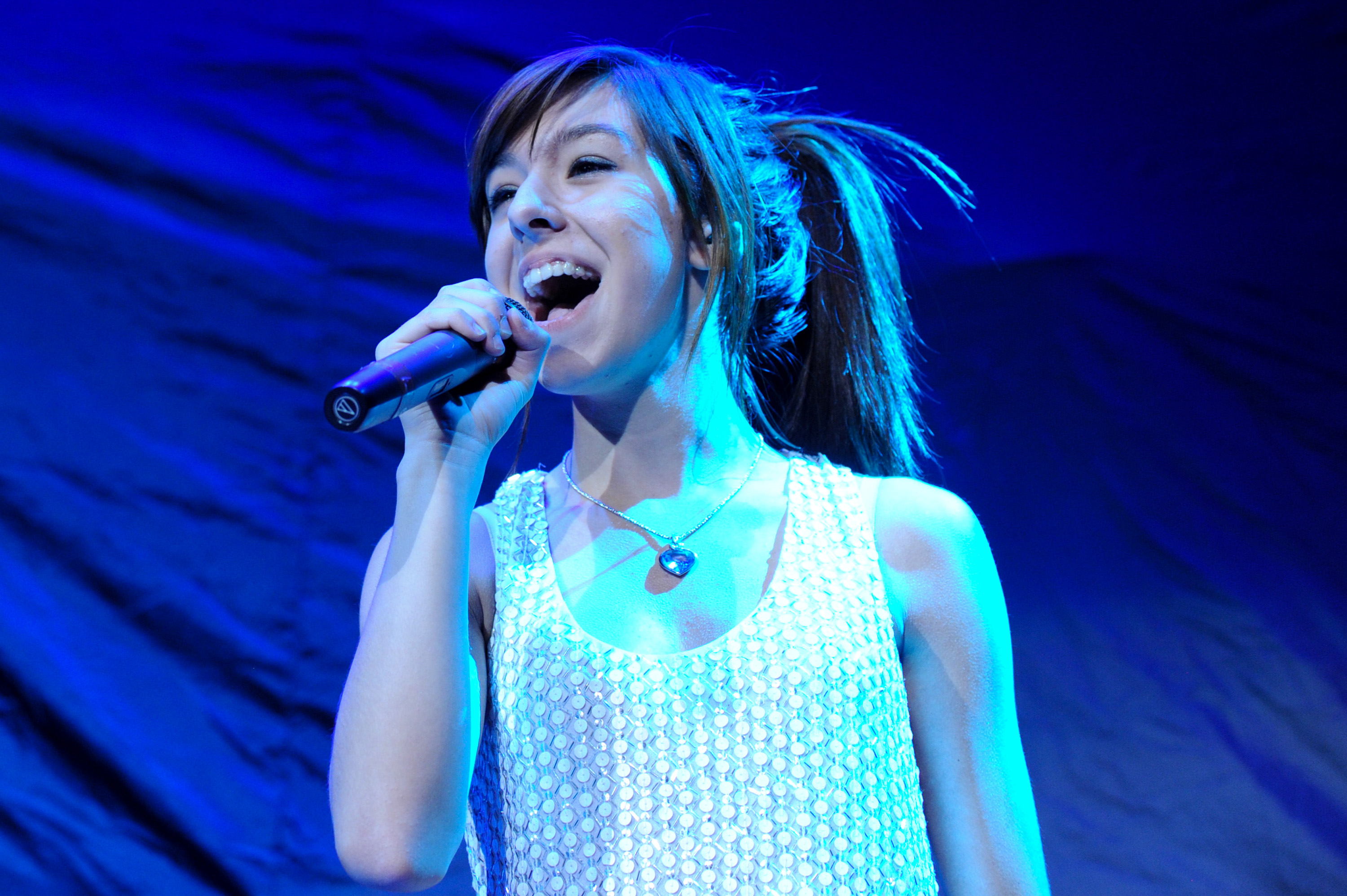 """Christina Grimmie's """"Anybody's You"""" video was just released, and it's so good"""
