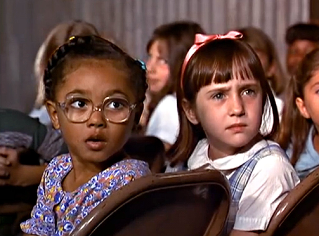 Matilda's schoolmate Lavender is all grown up and totally fab now
