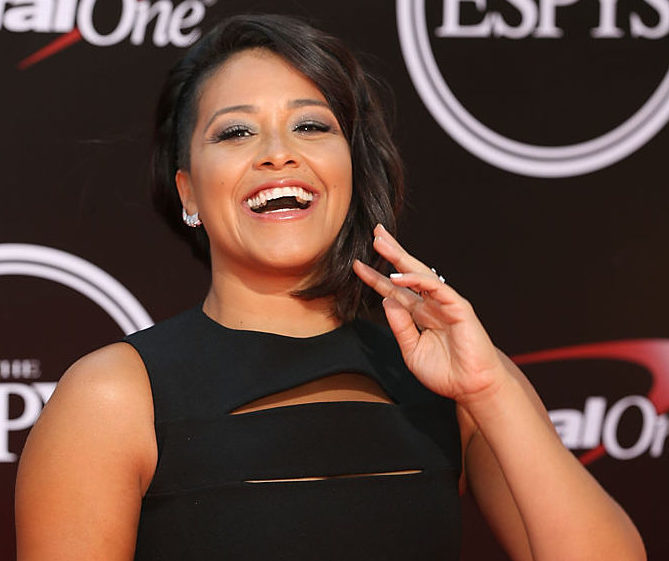 Gina Rodriguez's #tbt proves that her mom and dad are as beautiful as she is