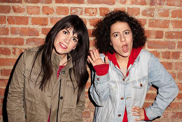 "It is extremely important that you view some ""Broad City"" meets ""Seinfeld"" fan art, like, right now"