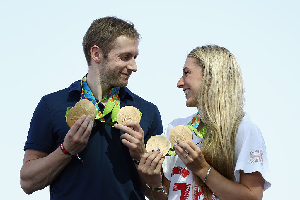 """This is the """"Golden Couple"""" at the Olympics everyone is talking about"""