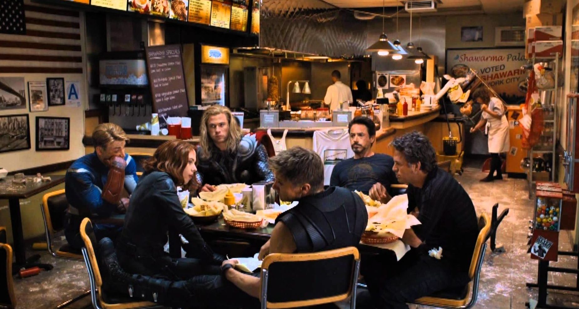 "Joss Whedon shares the amazing way ""Angel"" and ""The Avengers"" are connected"