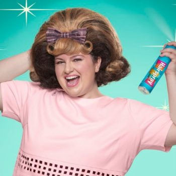 "The first trailer for ""Hairspray Live"" is HEEEERE!!!"