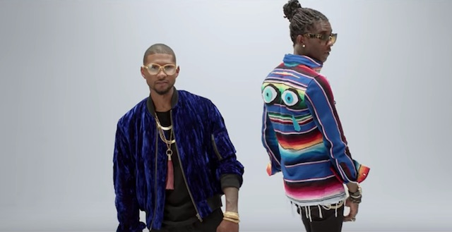 """Usher's new """"No Limit"""" remix is what we're listening to allllll weekend"""