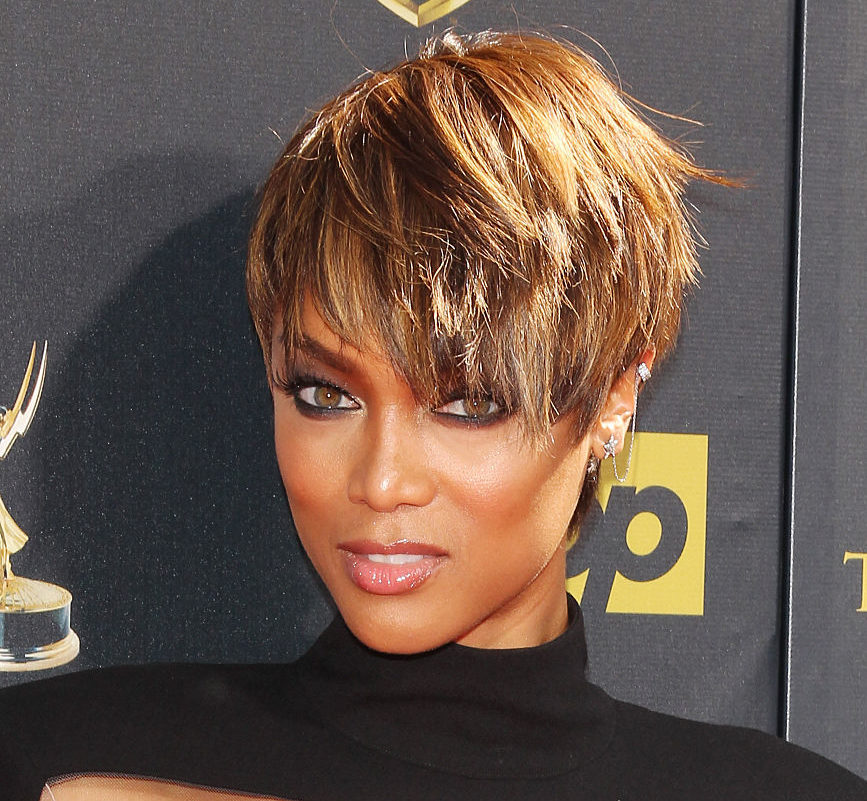 Tyra Banks is now a Stanford professor with a PhD in FIERCE