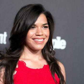 America Ferrera completed her long-awaited triathlon and we are SO PROUD OF HER
