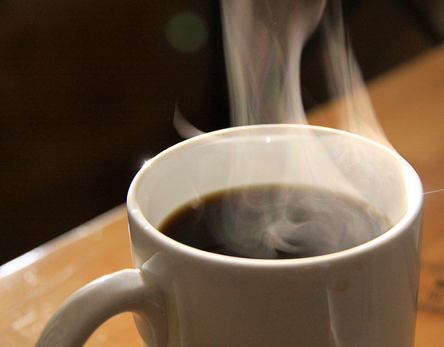 According to science, you'll never spill coffee on yourself again if you do this