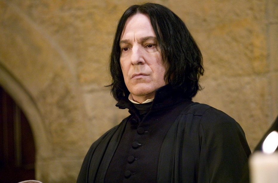 "This ""Harry Potter"" fan just pointed out something seriously AWFUL about Snape that we never noticed!"