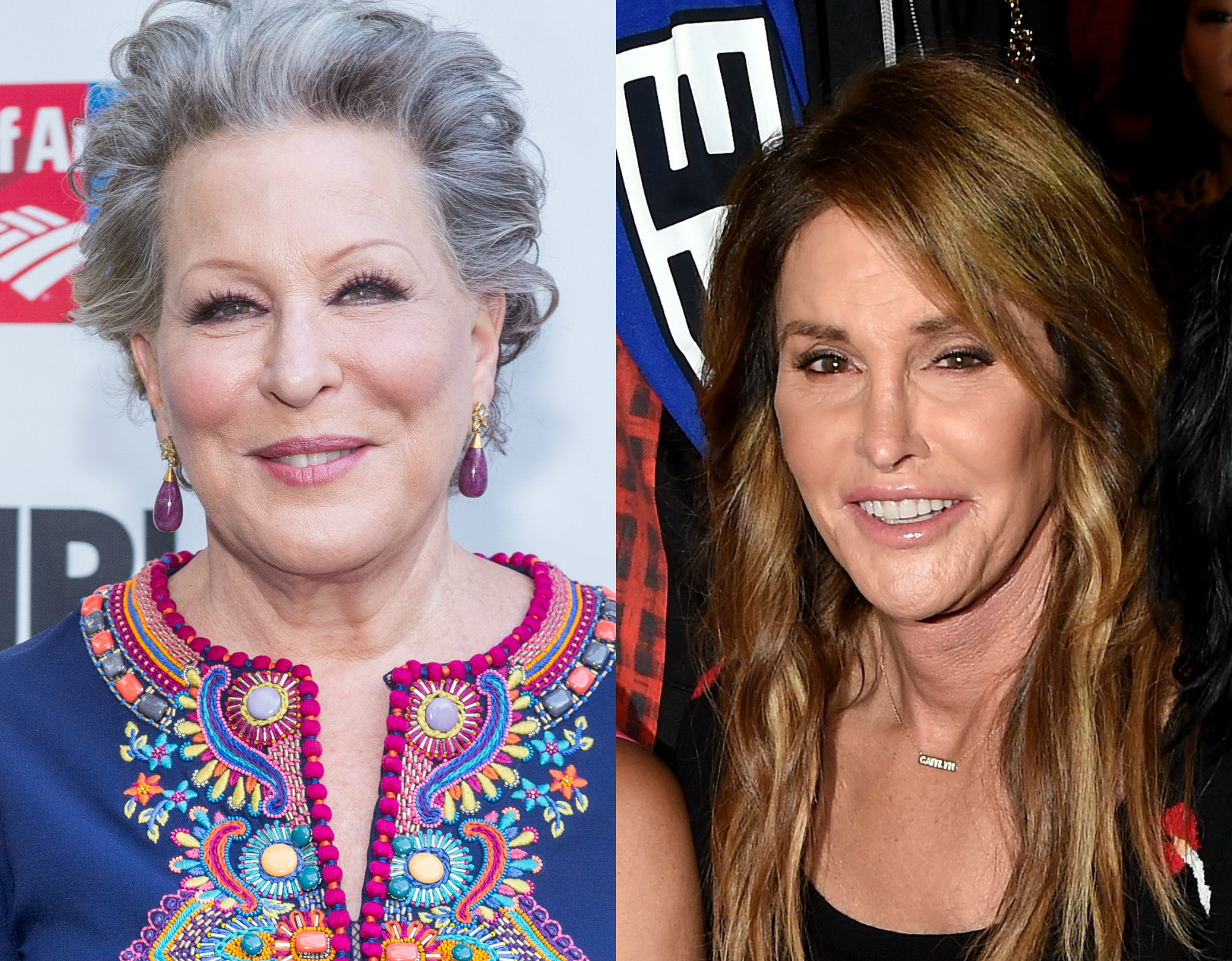 Bette Midler apologized after seriously transphobic tweet about Caitlyn Jenner