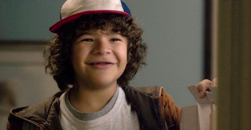 "Dustin from ""Stranger Things"" can sing like an angel, and this video proves it"