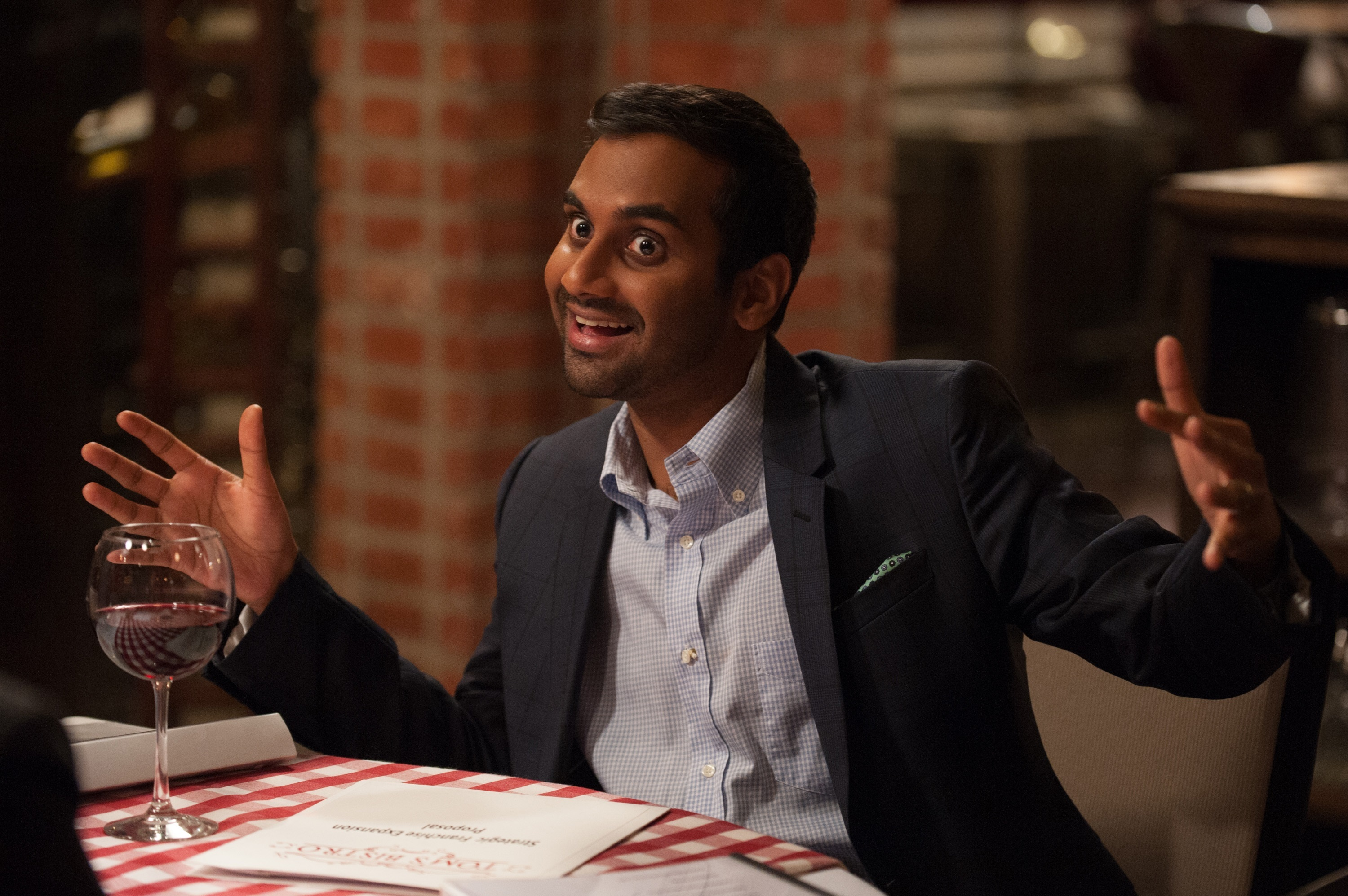 "The second season of ""Master Of None"" has officially started filming!"