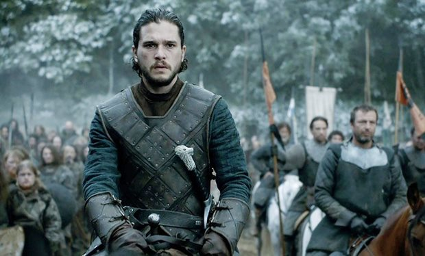 "We don't trust Kit Harington's theory about Jon Snow in next season's ""Game of Thrones"""