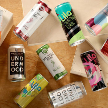 Apparently canned wine is a new trend and we are obsessed