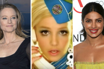 """Priyanka Chopra and Jodie Foster sing Britney Spears' """"Toxic"""" (and one of them is REALLY into it)"""