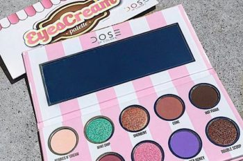 This indie makeup brand just launched the most perfect dessert-inspired eyeshadow palette
