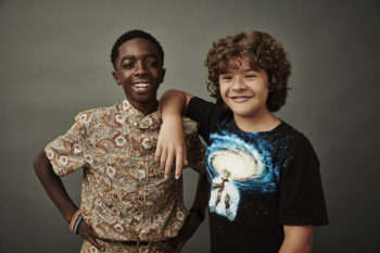 The kids from 'Stranger Things' are also incredible singers because of course