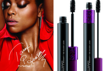 Taraji P. Henson now has her own MAC Cosmetics collection and it's fierce AF