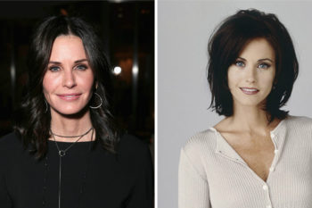 Courteney Cox reveals how she stopped letting Hollywood pressure her to look young