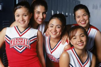 """Daisy (the head cheerleader) from """"Gotta Kick it Up!"""" is now a gorgeous grown-up"""