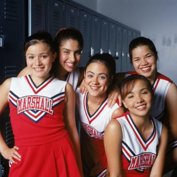 "Daisy (the head cheerleader) from ""Gotta Kick it Up!"" is now a gorgeous grown-up"