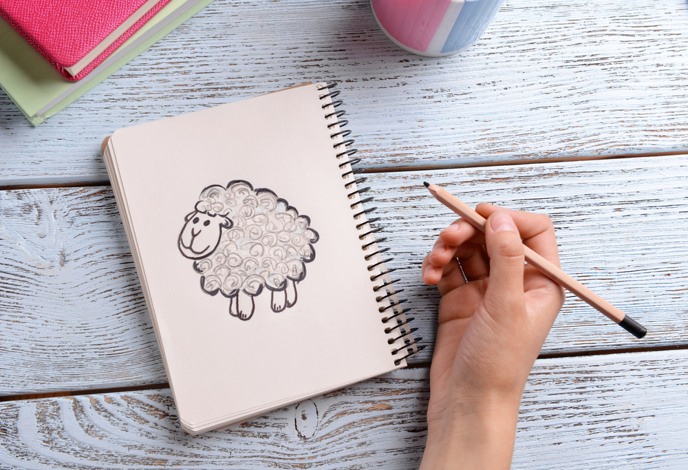 Attention artists: the new key to remembering things might be your drawing pencil