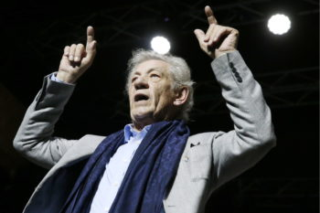 Ian McKellen turned down an insane amount of money to officiate a wedding as Gandalf