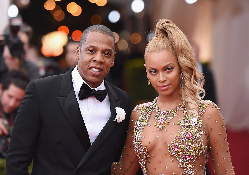 Beyoncé just posted a surprising pic of her and Jay Z — and they look like the ultimate power couple